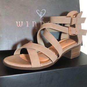 Windsor strapy sandals
